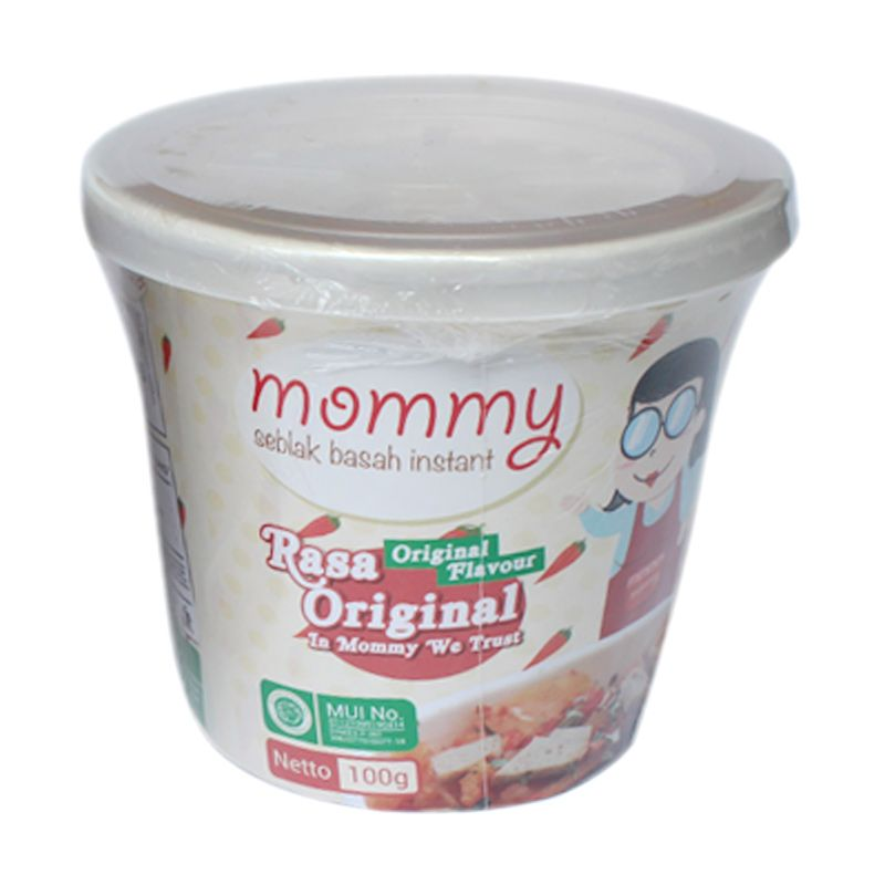 Mommy Seblak Basah Instant Original [5pcs]