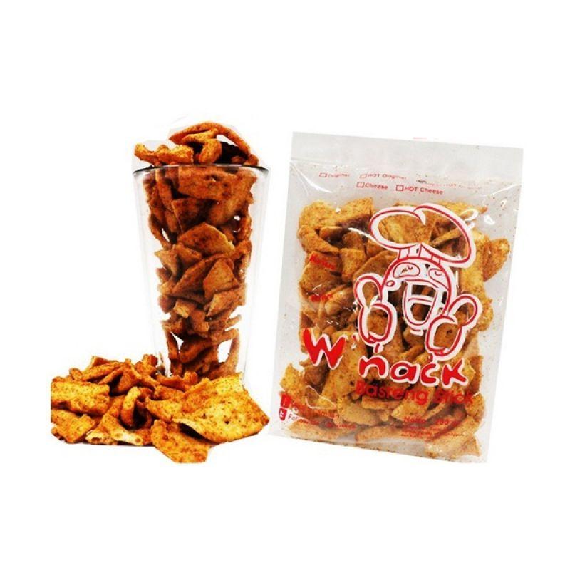 Wnack Basreng Super Hot Original Keripik Cemilan [2 Pcs]