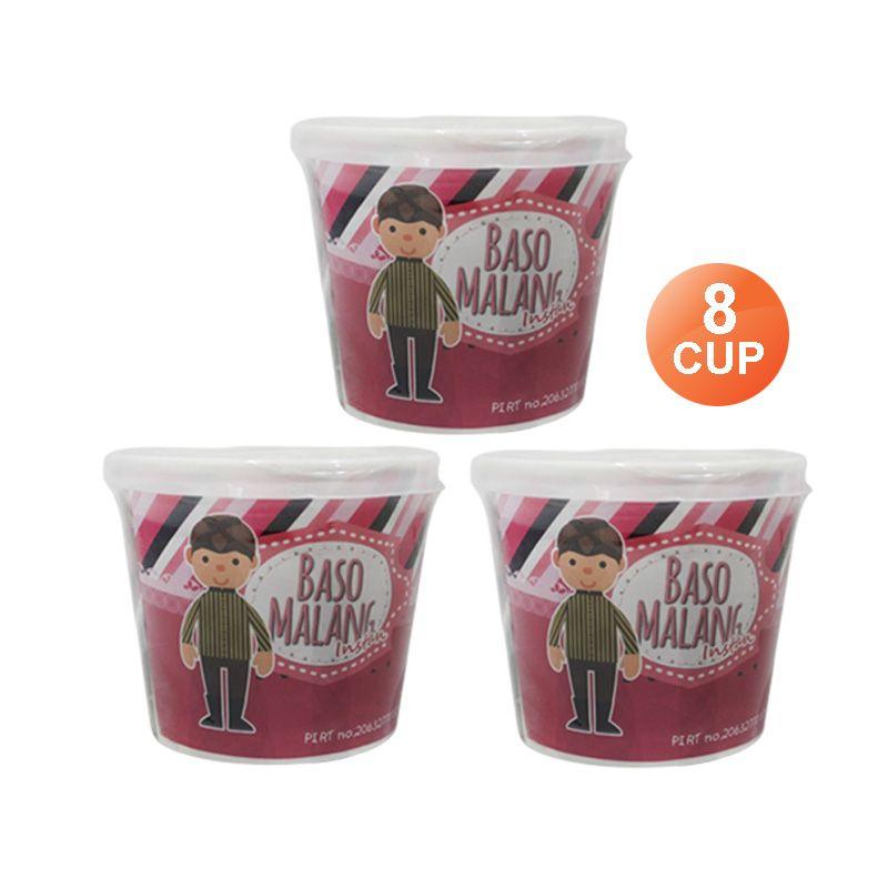 Yoel's Baso Malang Makanan Instan [8 Cup]