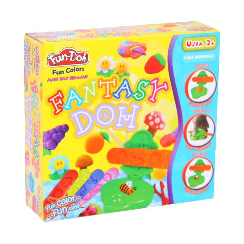Istana Kado Fun Doh Fantasy Doh Mainan Anak
