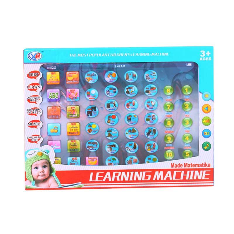 Istana Kado Mainan Edukasi Learning Machine Tablet Anak