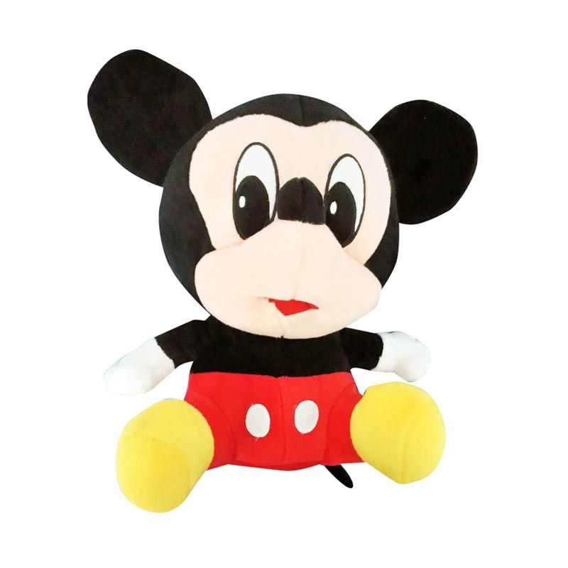 Istana Kado Online Baby Disney Character Mickey Mouse Boneka [18 Inch]