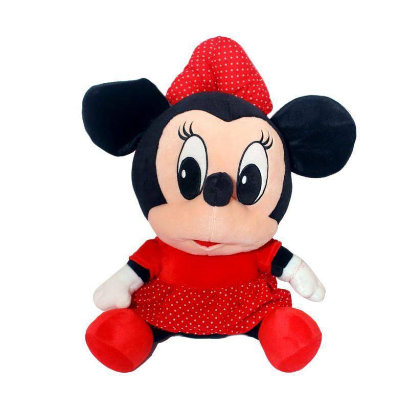 Istana Kado Online Baby Disney Character Minnie Mouse Boneka [18 Inch]