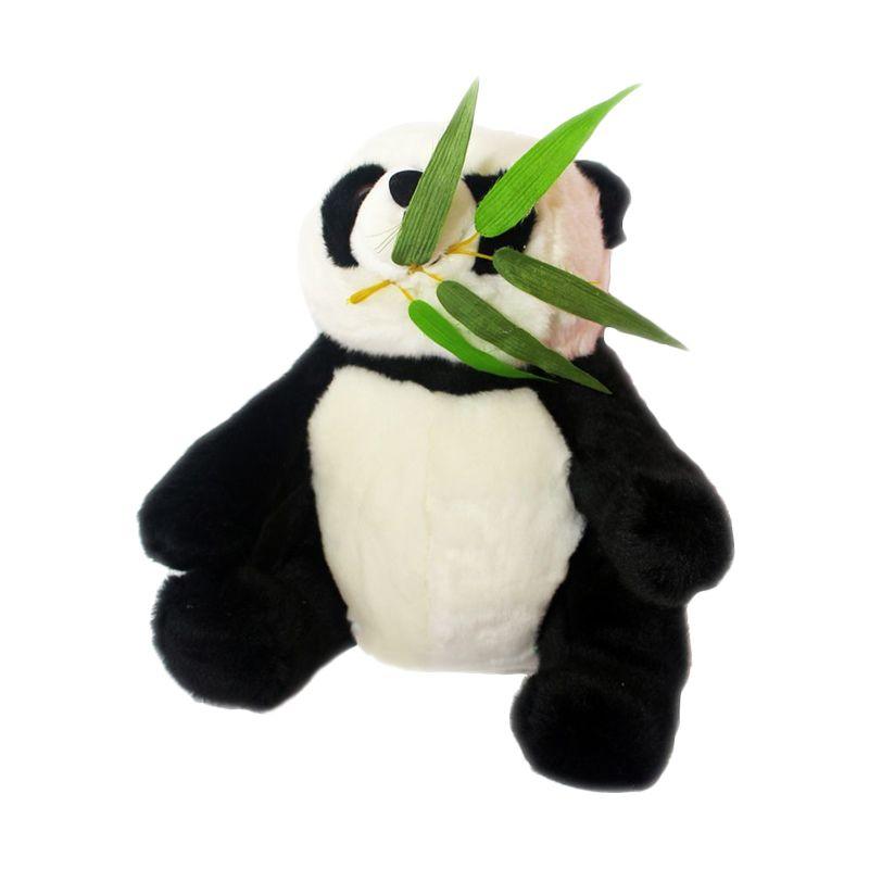 Istana Kado Binatang Animal Panda Boneka [Medium]