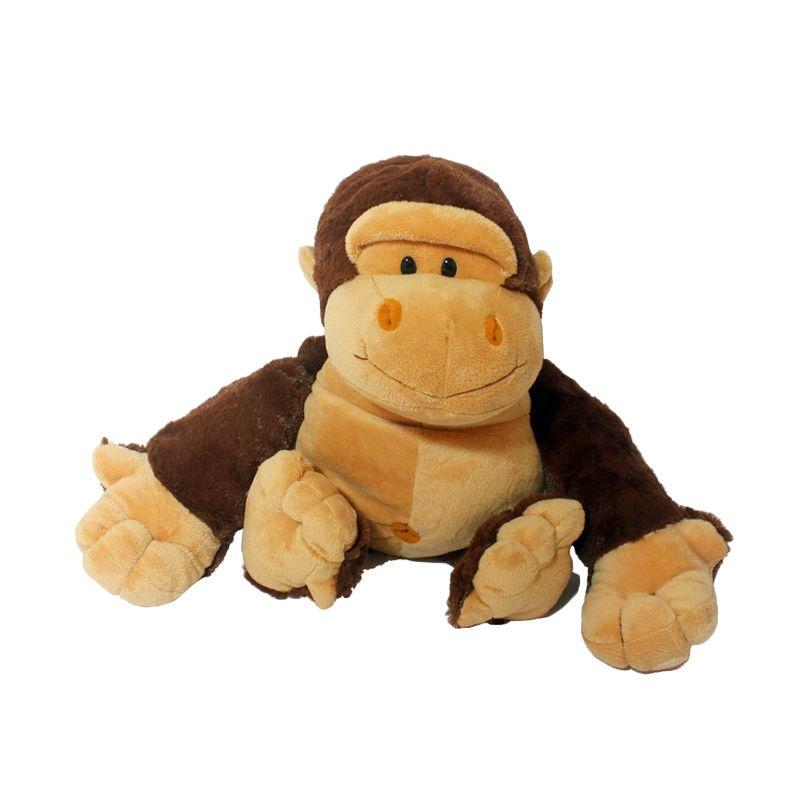 Istana Kado Online Binatang Rico Monkey Boneka [12 Inch]