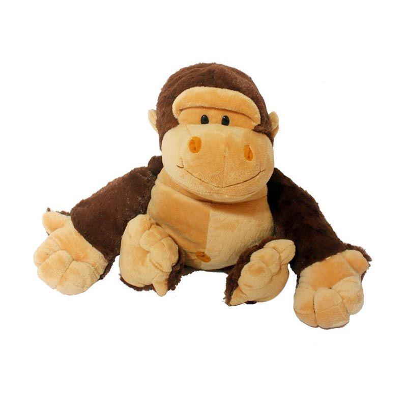 Istana Kado Online Binatang Rico Monkey Boneka [17 Inch]