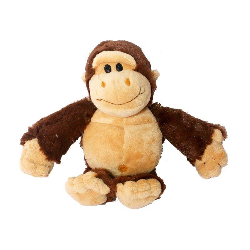 Istana Kado Online Binatang Rico Monkey Boneka [9 inch]