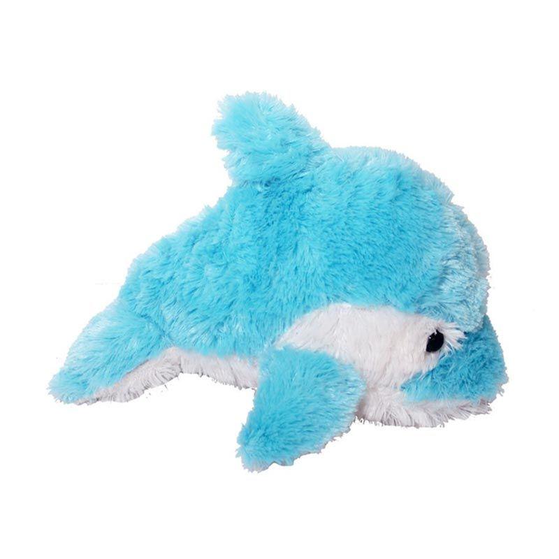 harga Istana Kado Online Binatang Dolphin Biru Boneka [Size S] Blibli.com