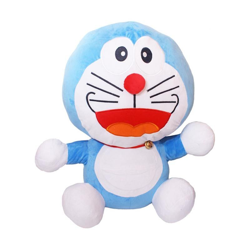 Istana Kado Online Doraemon Velboa Boneka [Super Jumbo]