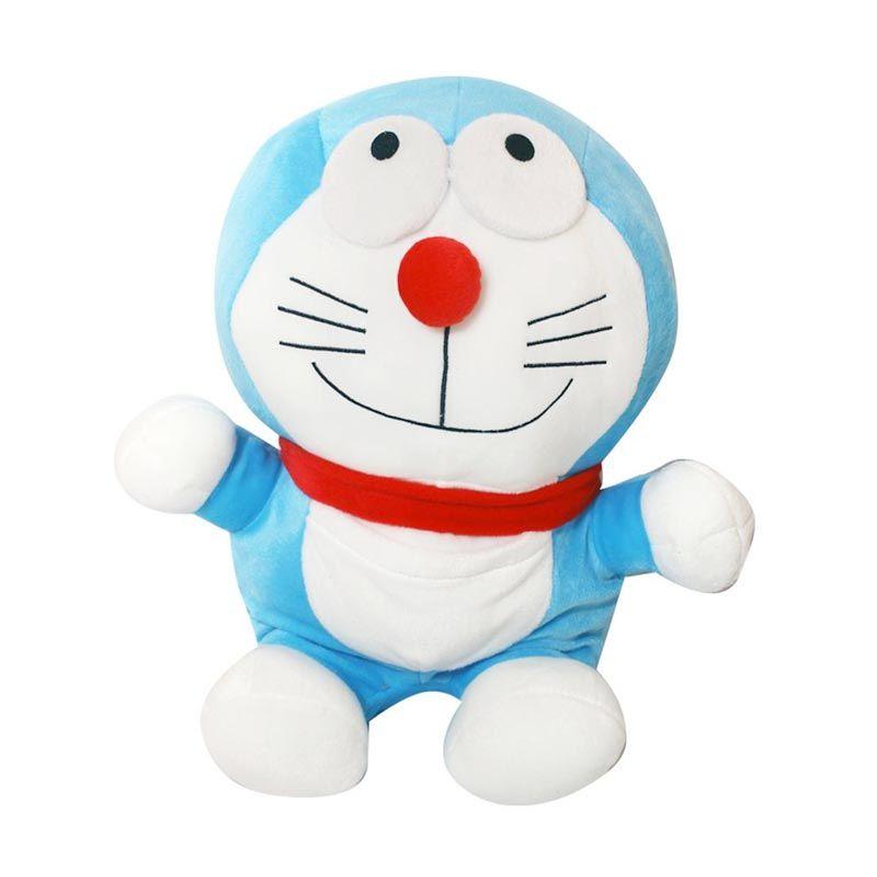 Istana Kado Online Doraemon Velboa Boneka [14 Inch]