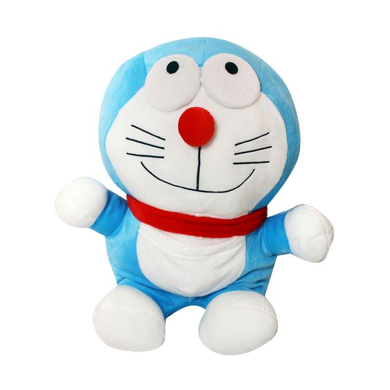 Istana Kado Online Doraemon Velboa Boneka [19 Inch]