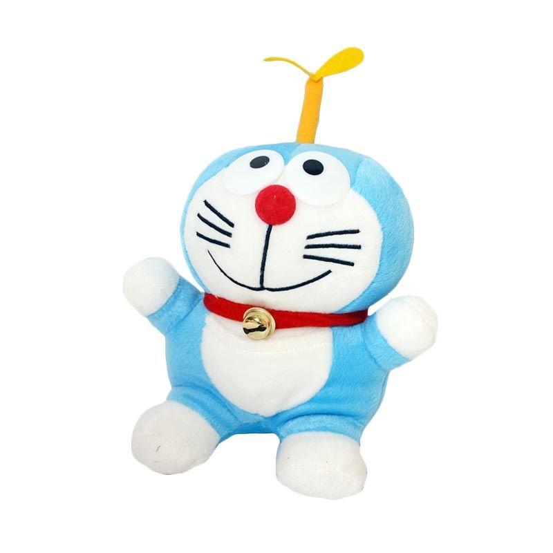 Istana Kado Online Doraemon with Gadget Cop Baling Bambu Boneka [6 Inch]