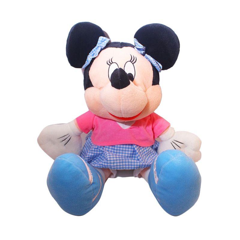 Istana Kado Online Karakter Disney Minnie Mouse Rok Kotak Boneka [20 Inch]