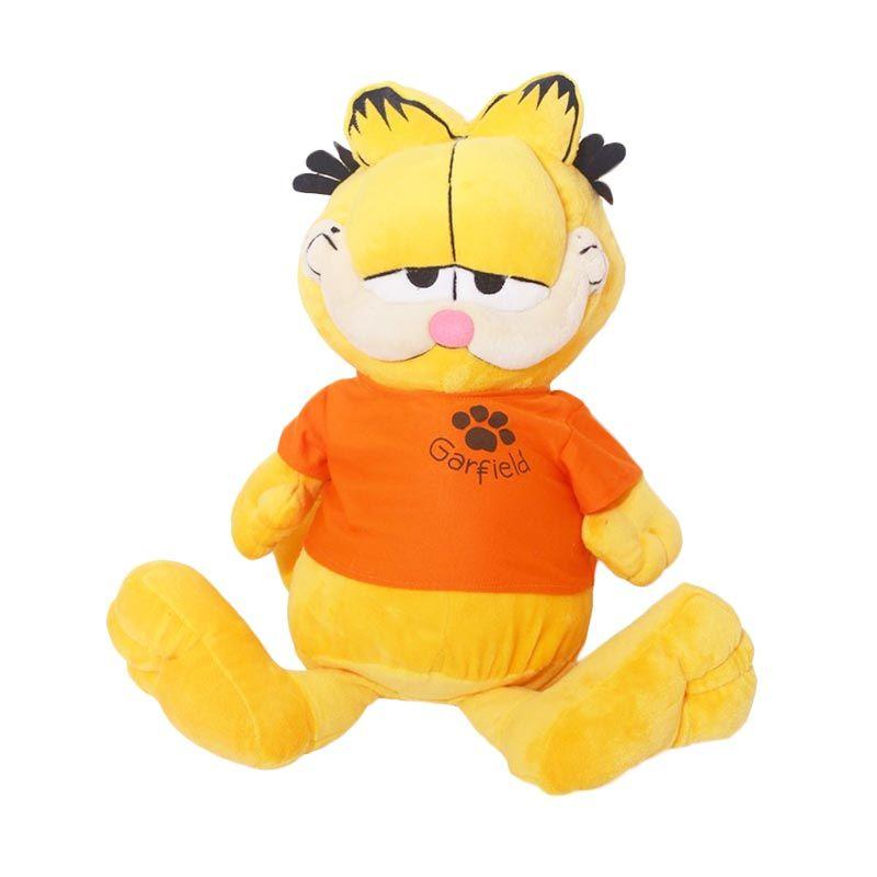 Istana Kado Online Karakter Kucing Garfield Boneka [17 Inch]