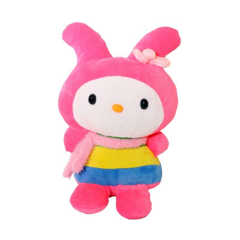Istana Kado Online Keropi and Friends Melody Pelangi Boneka [15 Inch]