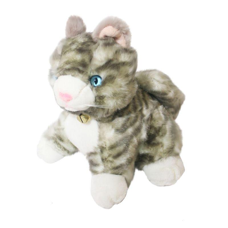 Istana Kado Online Cleo Cat Grey Boneka [10 Inch]