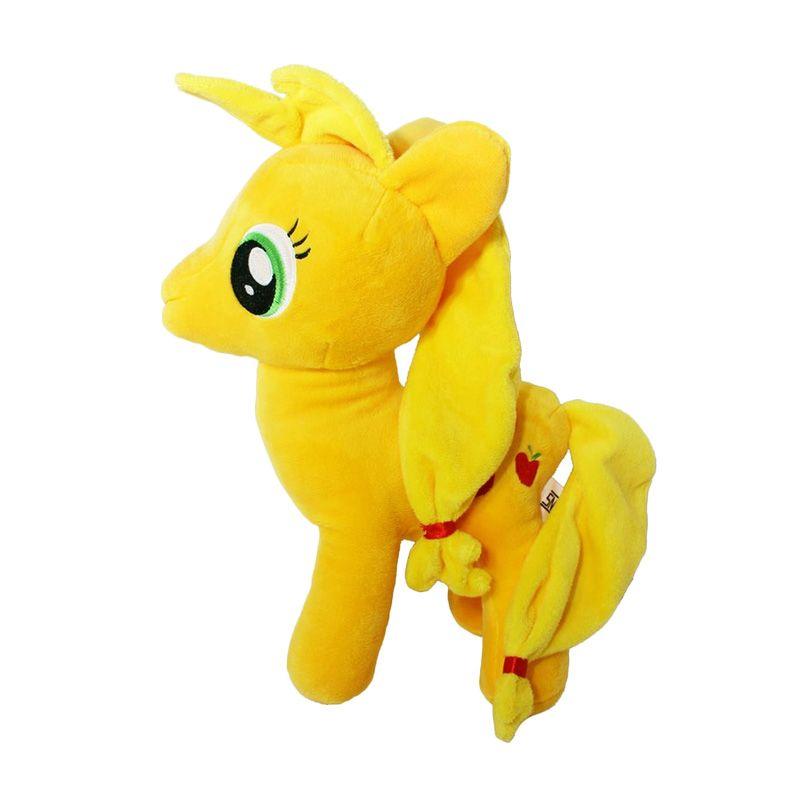 Istana Kado Online My Little Pony Applejack Yellow Boneka [13 Inch]