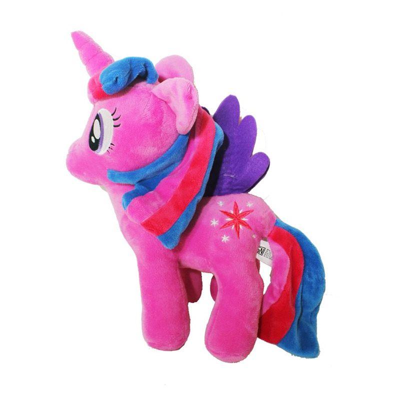 Istana Kado My Little Pony Twilight Sparkle Purple Boneka  13 Inch  ... 6a3e011677