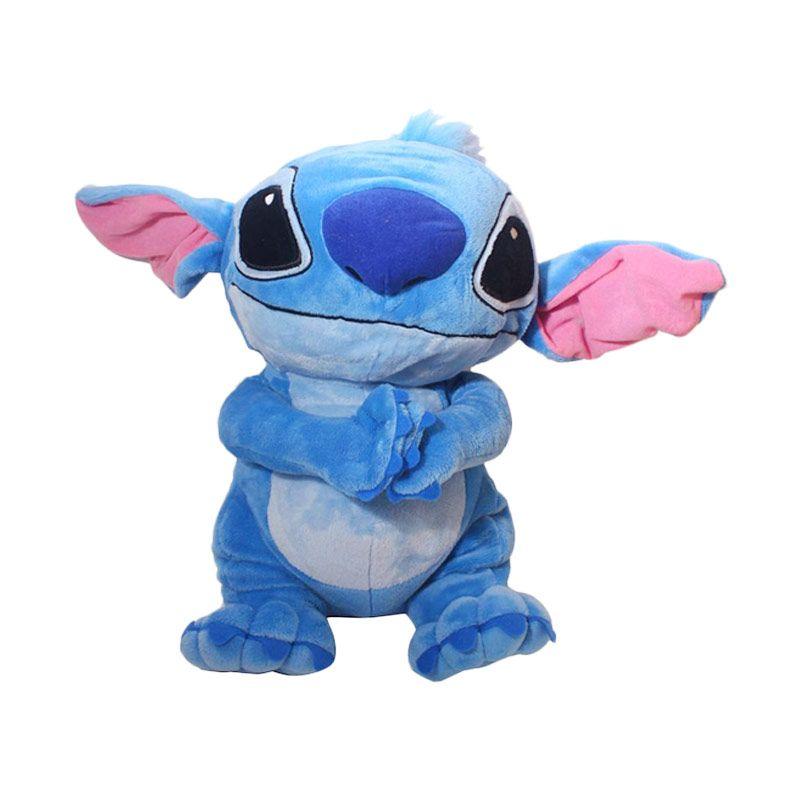 Istana Kado Online Disney Character Stitch Boneka [15 Inch]