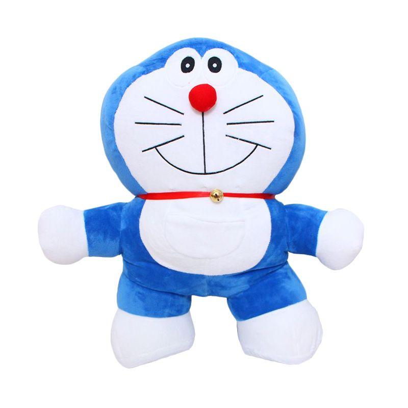 Istana Kado Online Doraemon Berdiri Polos Boneka [12 Inch]