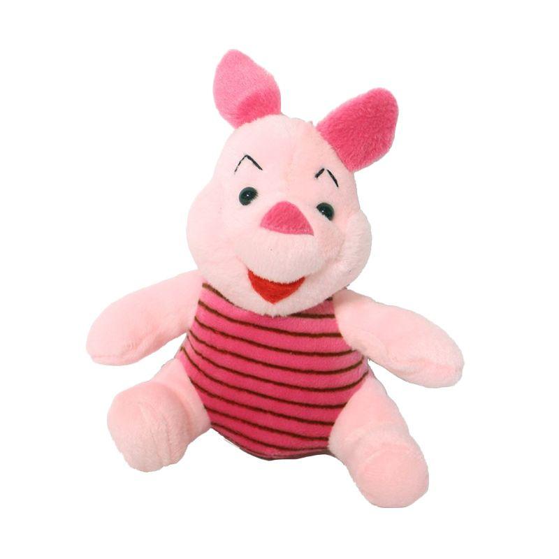 Istana Kado Online Sitting Disney Character Cop Piglet Boneka [8 Inch]