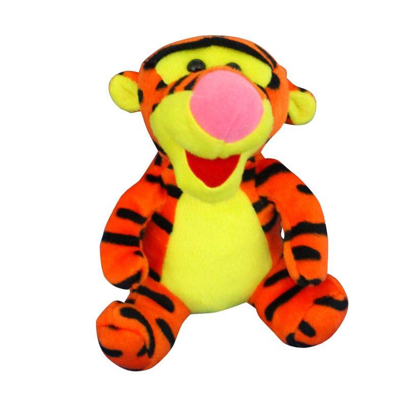 Istana Kado Online Sitting Disney Character Cop Tiger Boneka [8 Inch]
