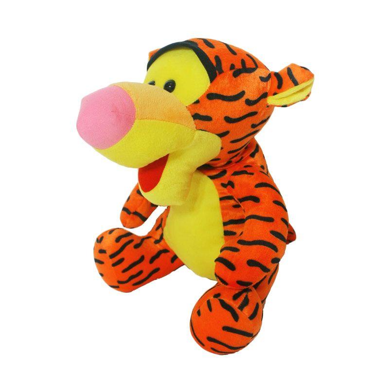Istana Kado Online Sitting Disney Character Tiger Boneka [15 Inch]
