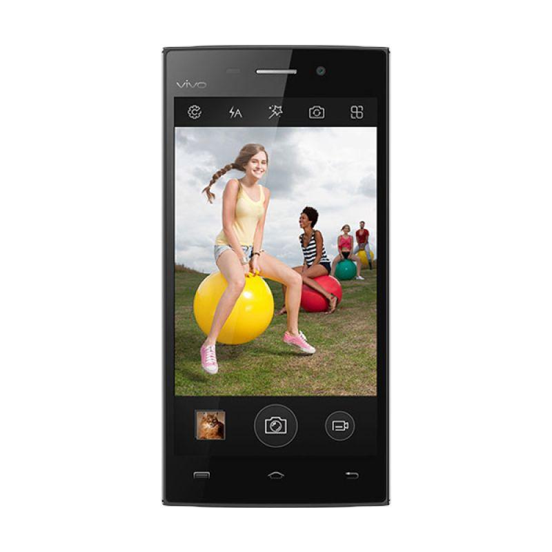 Vivo Y15 Black Smartphone