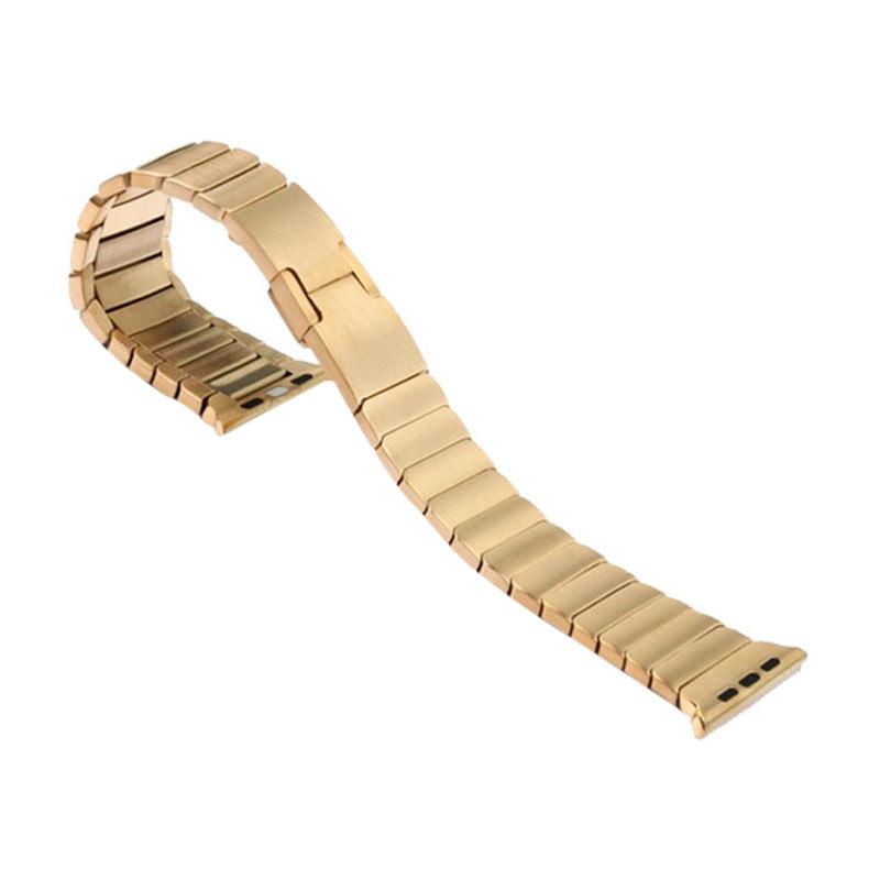 iStomp Link Bracelet for Apple Watch 42mm - Gold