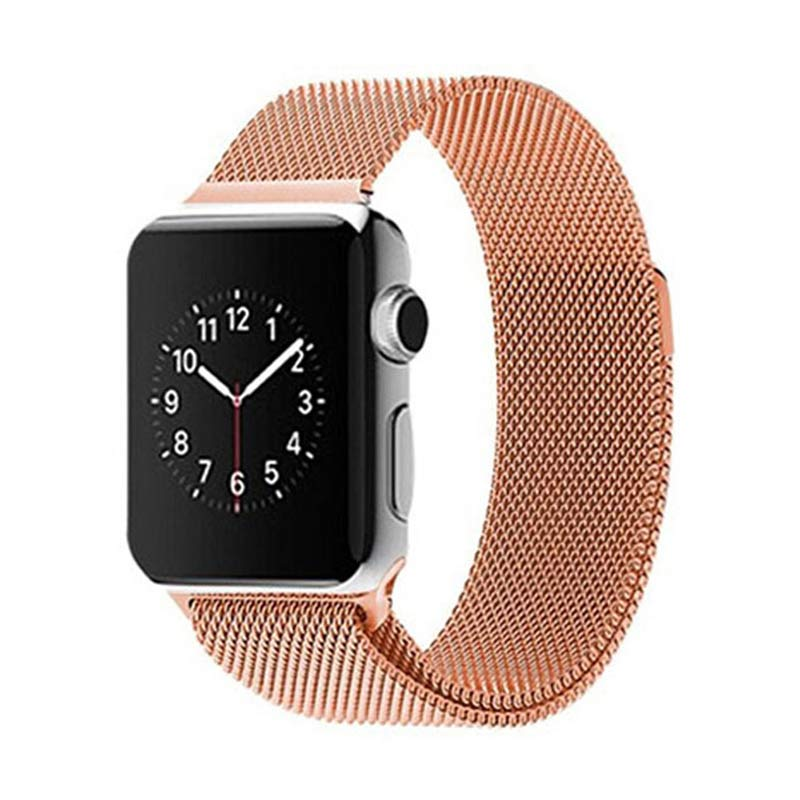 iStomp Milanese Braclet for Apple Watch 38mm - Rose Gold