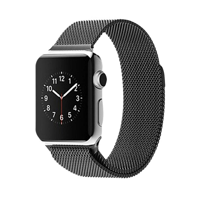 iStomp Milanese Braclet for Apple Watch 42mm - Black