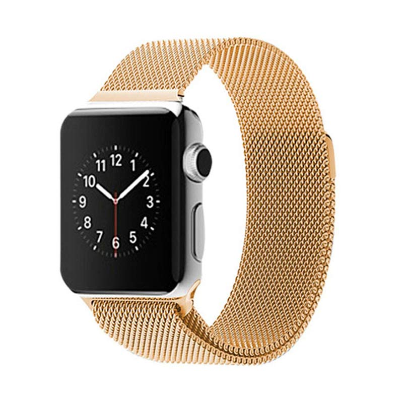 iStomp Milanese Braclet for Apple Watch 42mm - Gold