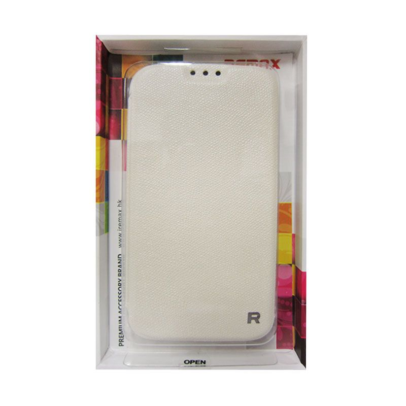 Remax S4 Ice Cream Without Window - White