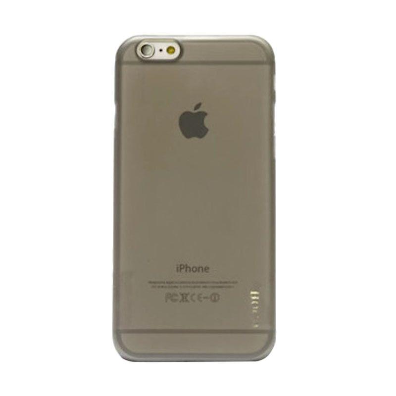 Hoco Mika Ultra Slim Abu-Abu Casing For iPhone 6 Plus