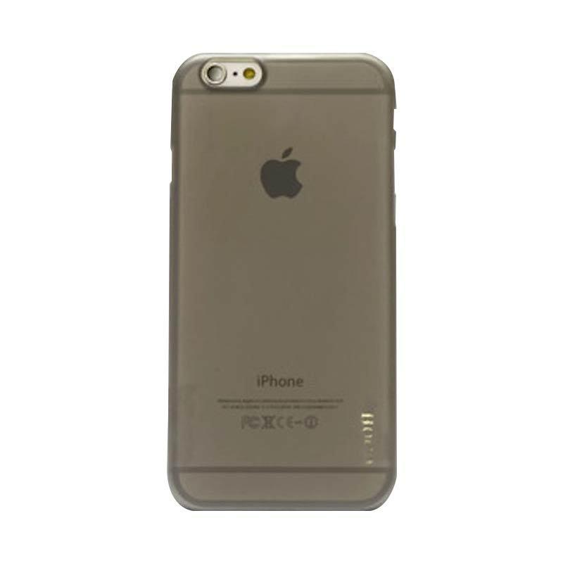 Hoco Mika Ultra Slim Abu-Abu Softcase Casing for iPhone 6