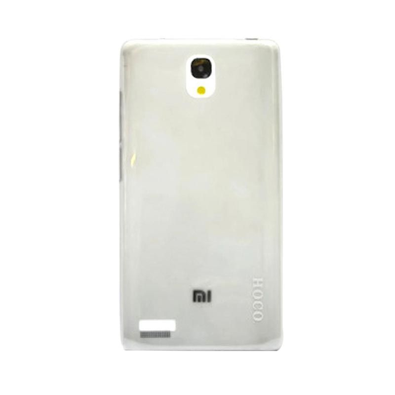 Hoco Softjelly Ultra Slim Grey Casing for Xiaomi Redmi Note