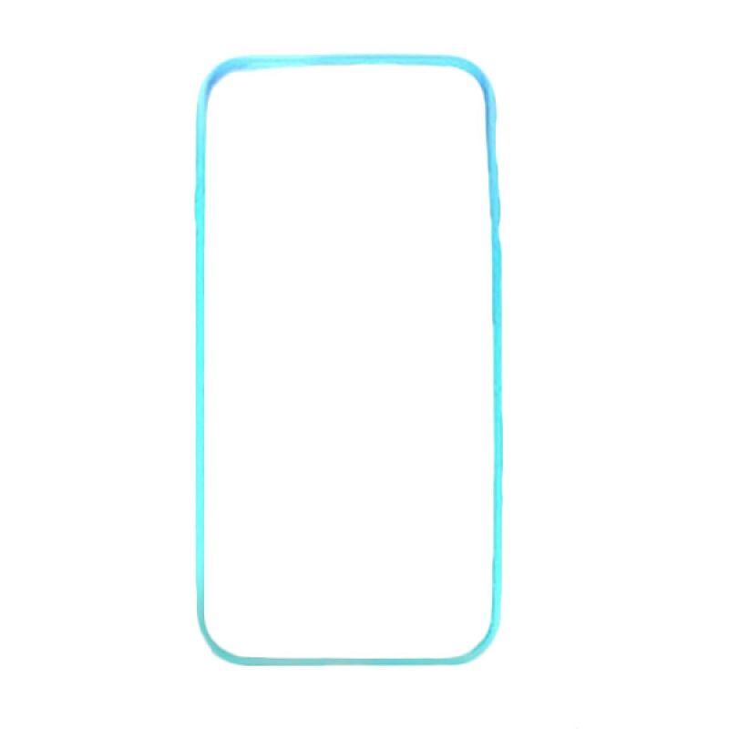 Hog Mika Bumper Biru Casing for iPhone 6 Plus