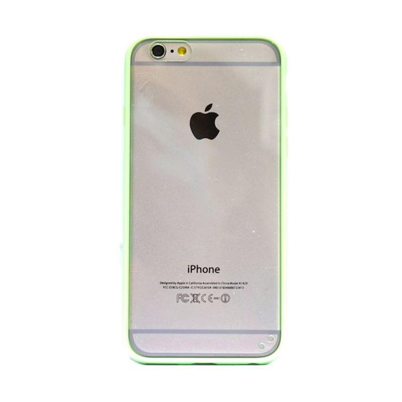 Hog Mika Bumper Hijau Casing for iPhone 6