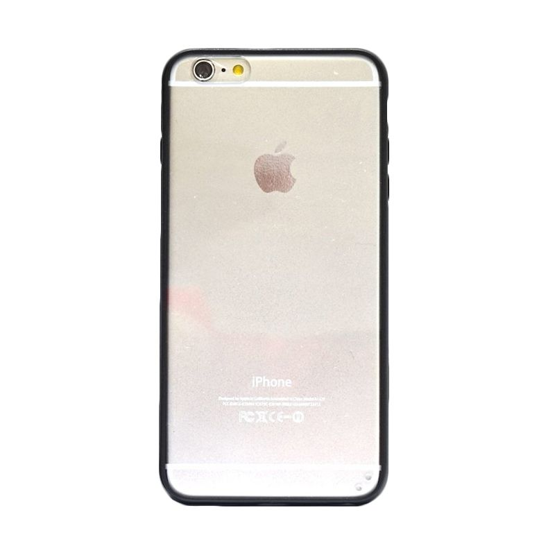 Hog Mika Bumper Hitam Casing for iPhone 6 Plus
