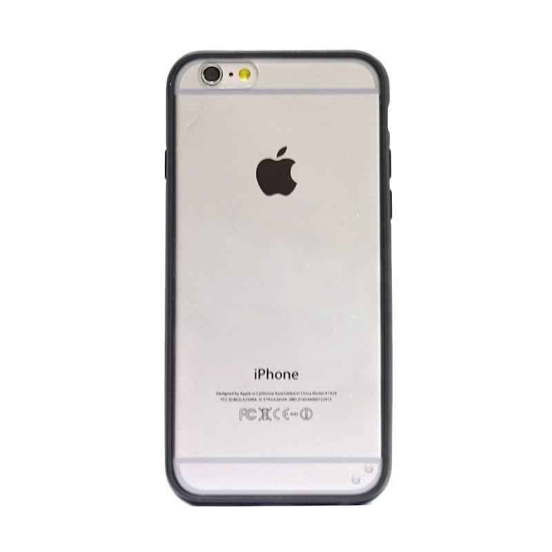 Hog Mika Bumper Hitam Casing for iPhone 6