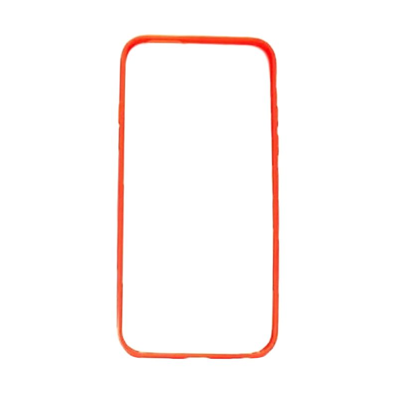 Hog Mika Bumper Merah Casing for iPhone 6 Plus