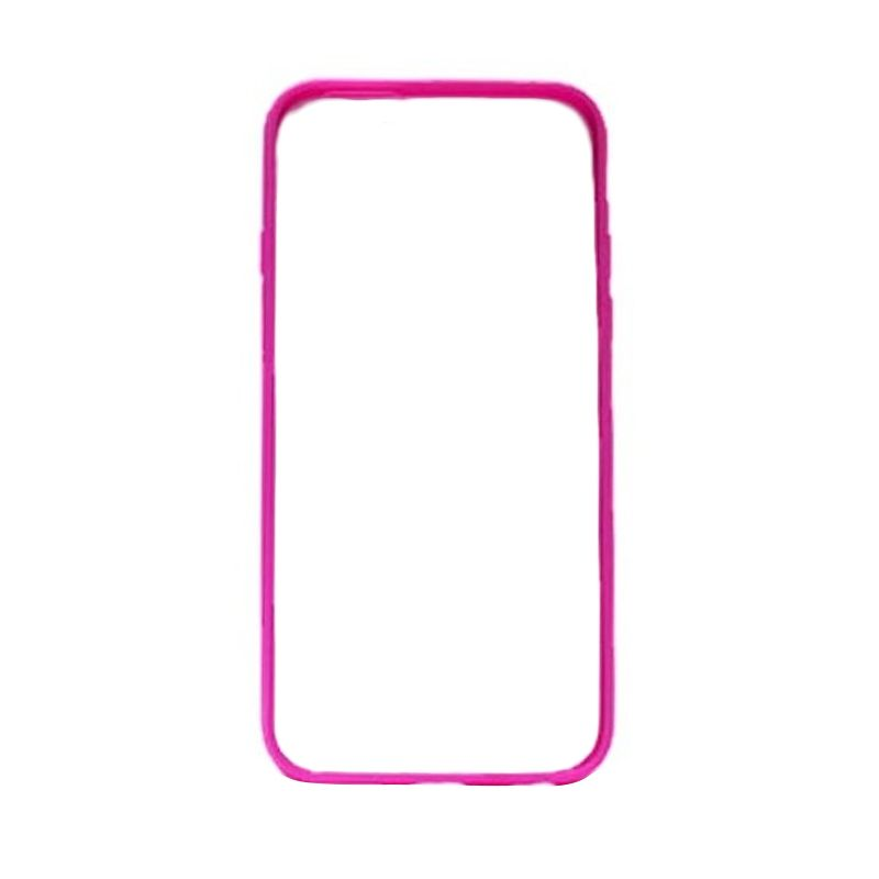 Hog Mika Bumper Pink Casing for iPhone 6 Plus