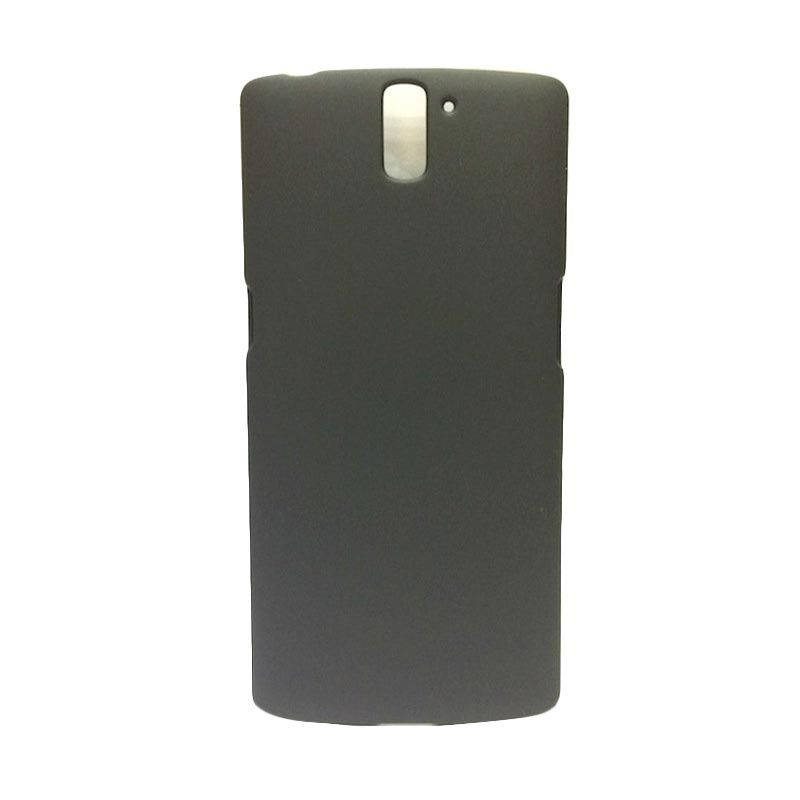 Hog Super frosted Hitam Casing For OnePlus One