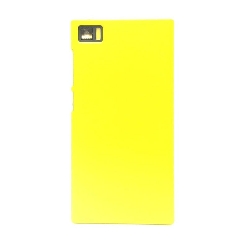 Hog Super Frosted Kuning Casing For Xiaomi Mi3