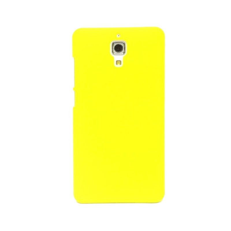 Hog Super Frosted Kuning Casing For Xiaomi Mi4