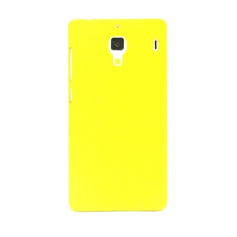 Hog Super Frosted Kuning Casing For Xiaomi Redmi 1s