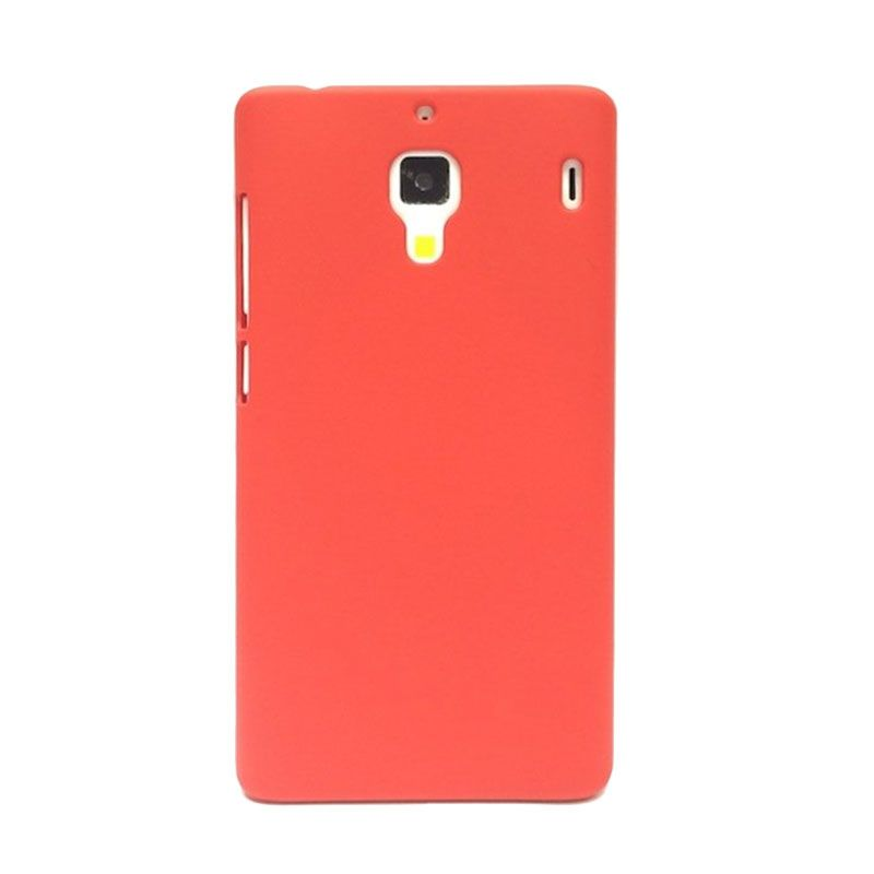 Hog Super Frosted Merah Casing For Xiaomi Redmi 1s