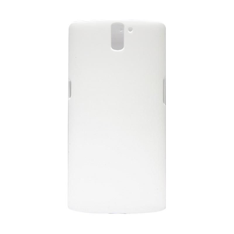 Hog Super frosted Putih Casing For OnePlus One