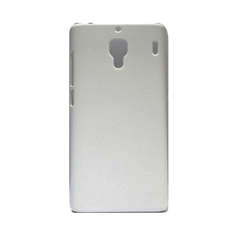Hog Super Frosted Putih Casing For Xiaomi Redmi 1s