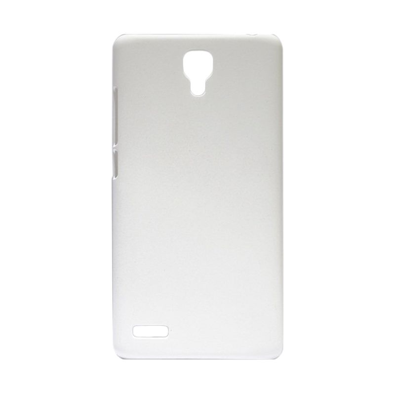 Hog Super Frosted Putih Casing For Xiaomi Redmi Note